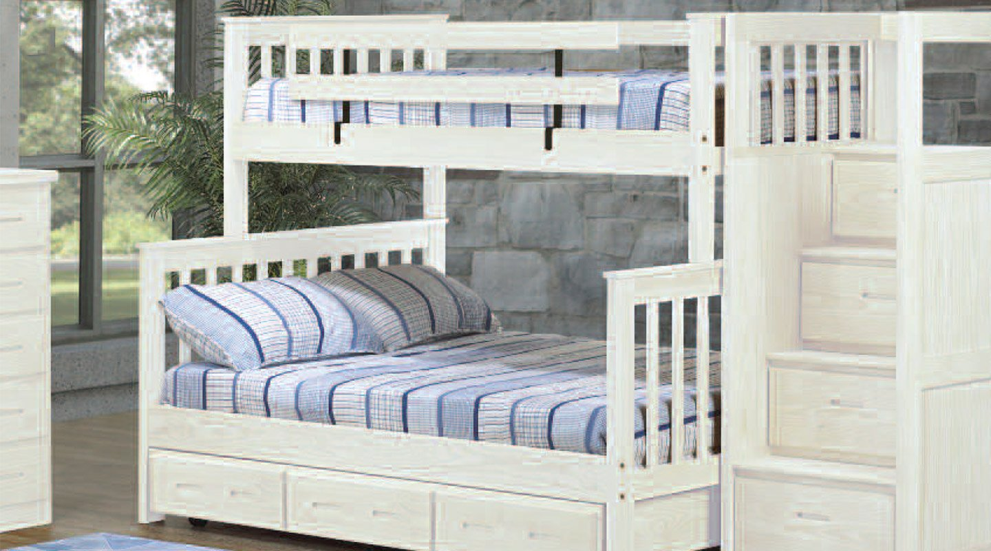 Bunk Bed - Canadian Made Furniture
